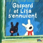 Gaspard et Lisa s'ennuient
