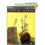 Précis d'histoire moderne fr