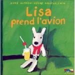 Lisa prend l'avion-fr