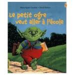 Le petit ogre veut aller à l'école-fr