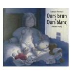 Ours brun et ours blanc-fr