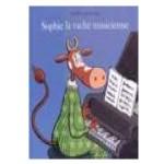 Sophie la vache musicienne-ch