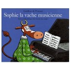 Sophie la vache musicienne-fr