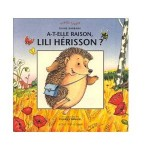 A-t-elle raison,Lili Hérisson-fr