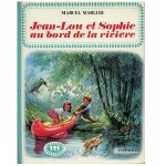 Jean-Lou et Sophie au bord de la rivière-fr