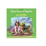 Jean-Lou et Sophie au jardin-fr