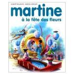 Martine à la fête des fleurs-fr