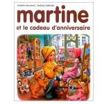 Martine et le cadeau d'anniversaire-fr