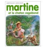 Martine et le chaton vagabond-fr