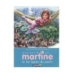 Martine et les lapins du jardin-fr