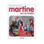 Martine fait du théâtre-fr