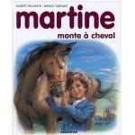 Martine monte à cheval-fr