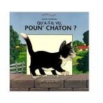 Qu'a-t-il vu, Poun' Chaton-fr