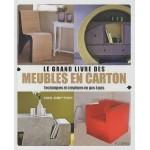 Grand livre des meubles en carton - fr