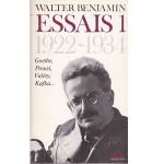 Walter Benjamin Essais - fr