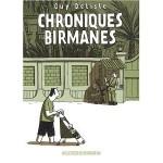 Chroniques birmanes - fr