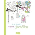 Inspiration jardin - 50 coloriages anti-stress - fr