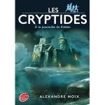Les Cryptides - Tome 1 - A la poursuite du Kraken - fr