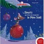 Mamie poule raconte - La souris qui rêvait de rencontrer le Père Noël - fr