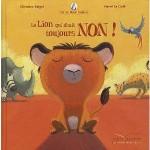 Mamie poule raconte - Le lion qui disait toujours non - fr