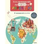 Mes monuments de monde en papertoys - fr