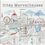 COLORIAGES CITYSCAPES CITES MERVEILLEUSES - fr