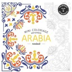 Mini Coloriage Antistress Arabia